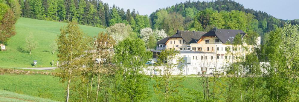 Der Mauracher Hof im Mühlviertel