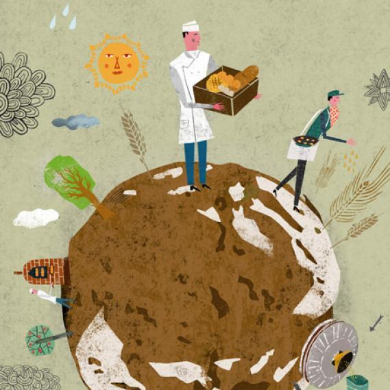 Gesundes Brot backen im Einklang mit der Natur - Bio-Hofbäckerei Mauracher GmbH